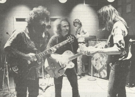 Jerry, David, Phil, Neil