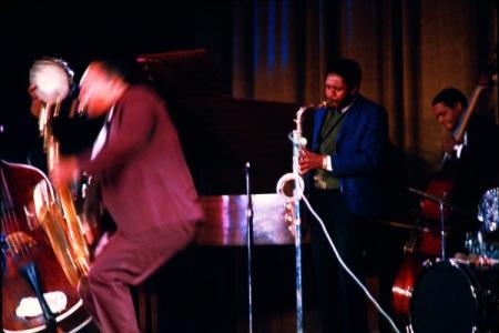 Coltrane live 1966