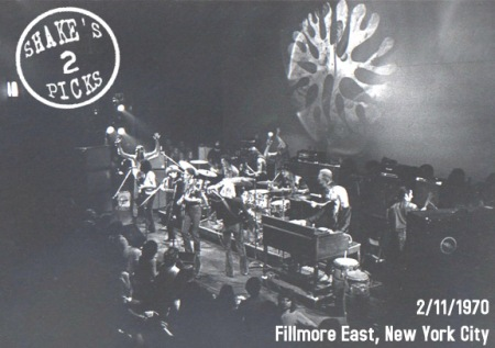 Vol 2 Fillmore East 2 11 1970 negrita