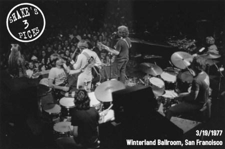 Vol 3 Winterland 3 19 1977 portada